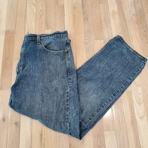 Levi's 505 Regular fit men's jeans. Size W40, L 34